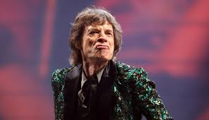 Mick Jagger  Rock Icon